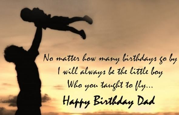 birthday message for a father from daughter ; 628a51ffc80b8645e1fb214b333add32