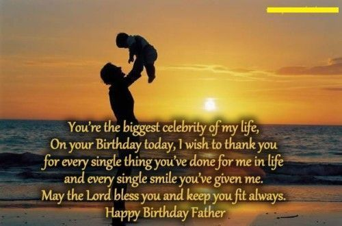 birthday message for a father from daughter ; 6e95fbacdb49c083782b7697445ab2af