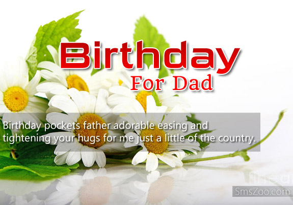 birthday message for a father from daughter ; birthday-messages-for-dad-from-daughter-photo