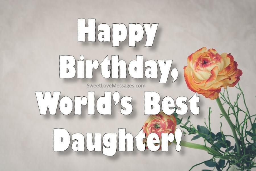 birthday message for a father from daughter ; birthday_wishes_for_daughter