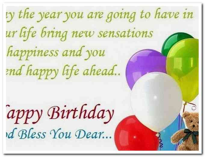 birthday message for a friend boy ; best-friend-birthday-message-hindi