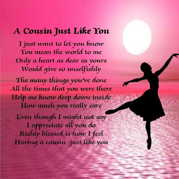 birthday message for a girl cousin ; Cousin-Birthday-Poems-3-1