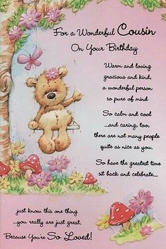 birthday message for a girl cousin ; c411dd386bd86ee47c9d65dc880e1d33--cousin-birthday-quotes-birthday-qoutes