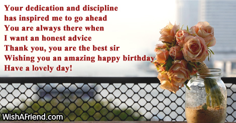 birthday message for a great boss ; 14567-boss-birthday-wishes