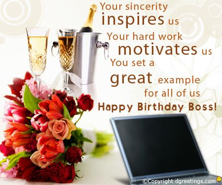 birthday message for a great boss ; 1f1f931d5f99e713833325c1c29aae78