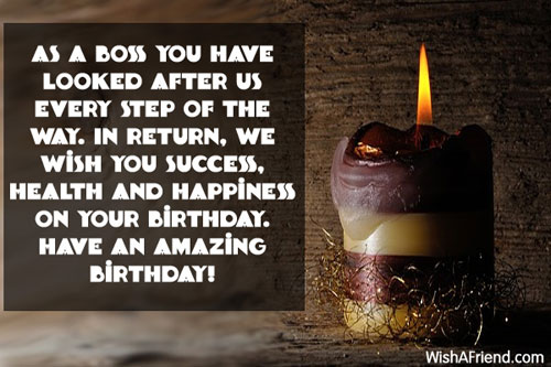 birthday message for a great boss ; 934-boss-birthday-wishes