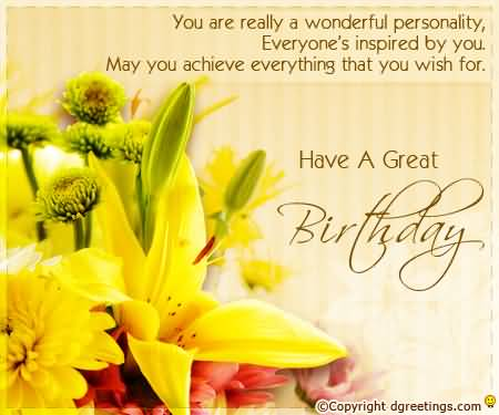birthday message for a great boss ; Birthday-Wishes-For-Boss-38