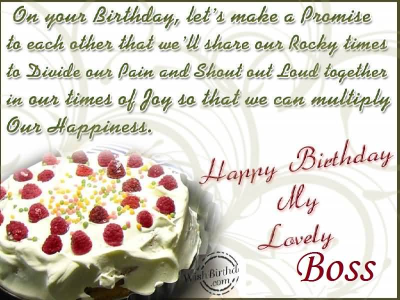 birthday message for boss in hindi ; Lovely-Birthday-Greetings-For-Boss