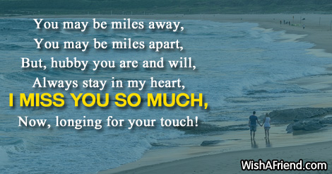 birthday message for boyfriend miles away ; 9271-missing-you-messages-for-husband