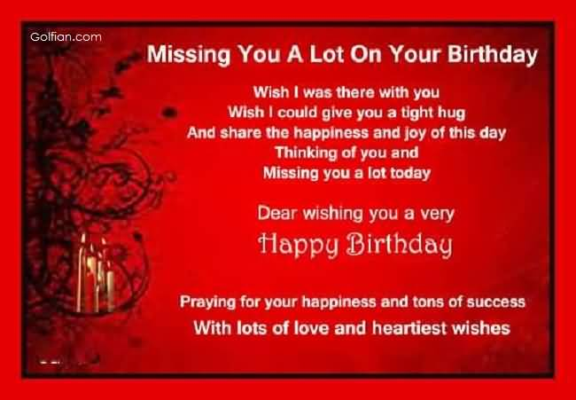 birthday message for boyfriend miles away ; Nice-Red-E-Card-Birthday-Wishes-For-Far-Away