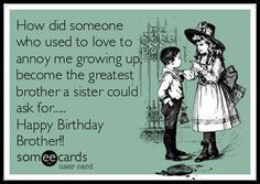 birthday message for brother from sister funny ; 20ec8e41ffaa66ebcf7dc7de915904e9--birthday-quotes-for-brother-happy-birthday-brother