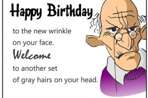 birthday message for brother from sister funny ; Funny-Birthday-Wishes-For-friends-300x200