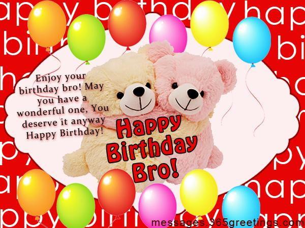 birthday message for brother from sister funny ; funny-birthday-wishes-for-brother