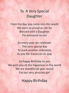 birthday message for daughter turning 1 ; 1085049848977e156594e99bfa739518--daughters-birthday-quotes-daughter-poems