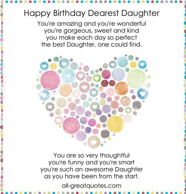 birthday message for daughter turning 1 ; 4fcff7dada1c73f1acda8e070fd41d01--daughters-birthday-quotes-happy-birthday-daughter