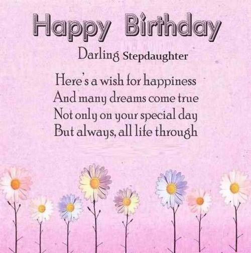 birthday message for daughter turning 1 ; birthday_wishes_for_stepdaughter5