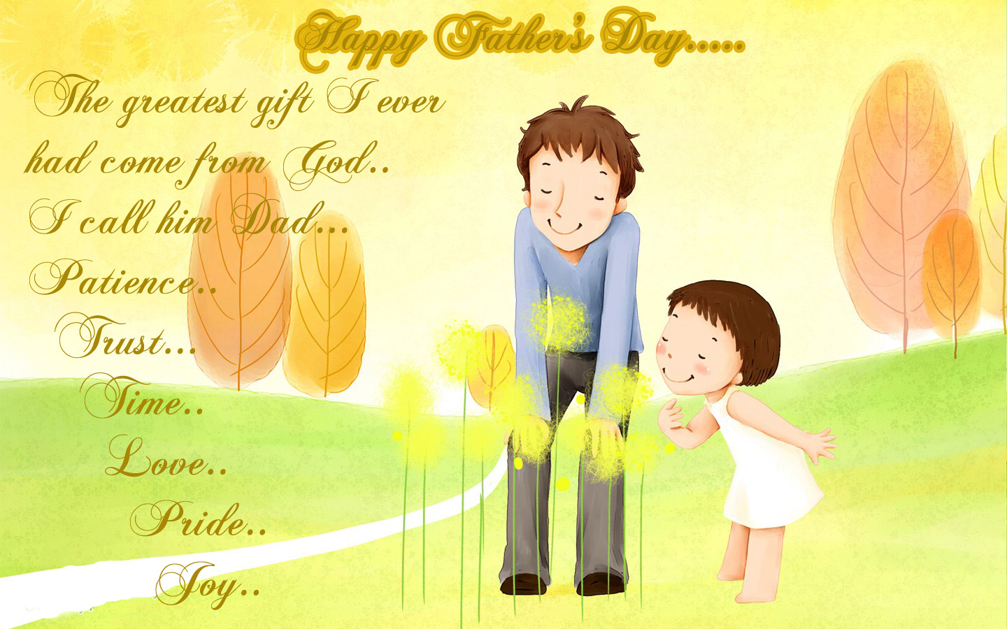 birthday message for father from daughter tagalog ; FathersDay