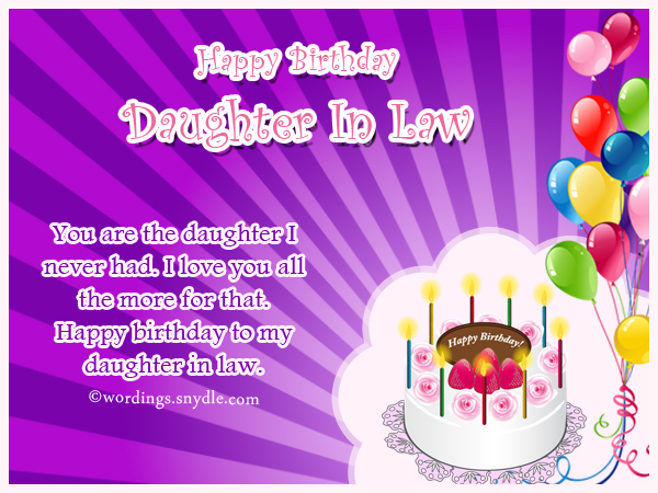 birthday message for father from daughter tagalog ; birthday-wishes-for-daughter-in-law