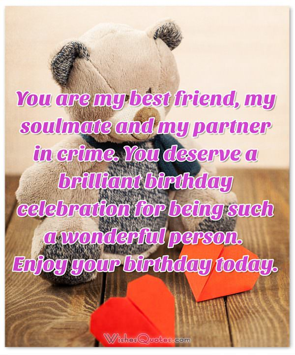 birthday message for girl best friend ; Birthday-Wishes-for-Someone-Special-6-600x720