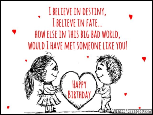 birthday message for her girlfriend ; Cute-birthday-wishes-card-for-her-quote-heart-640x480