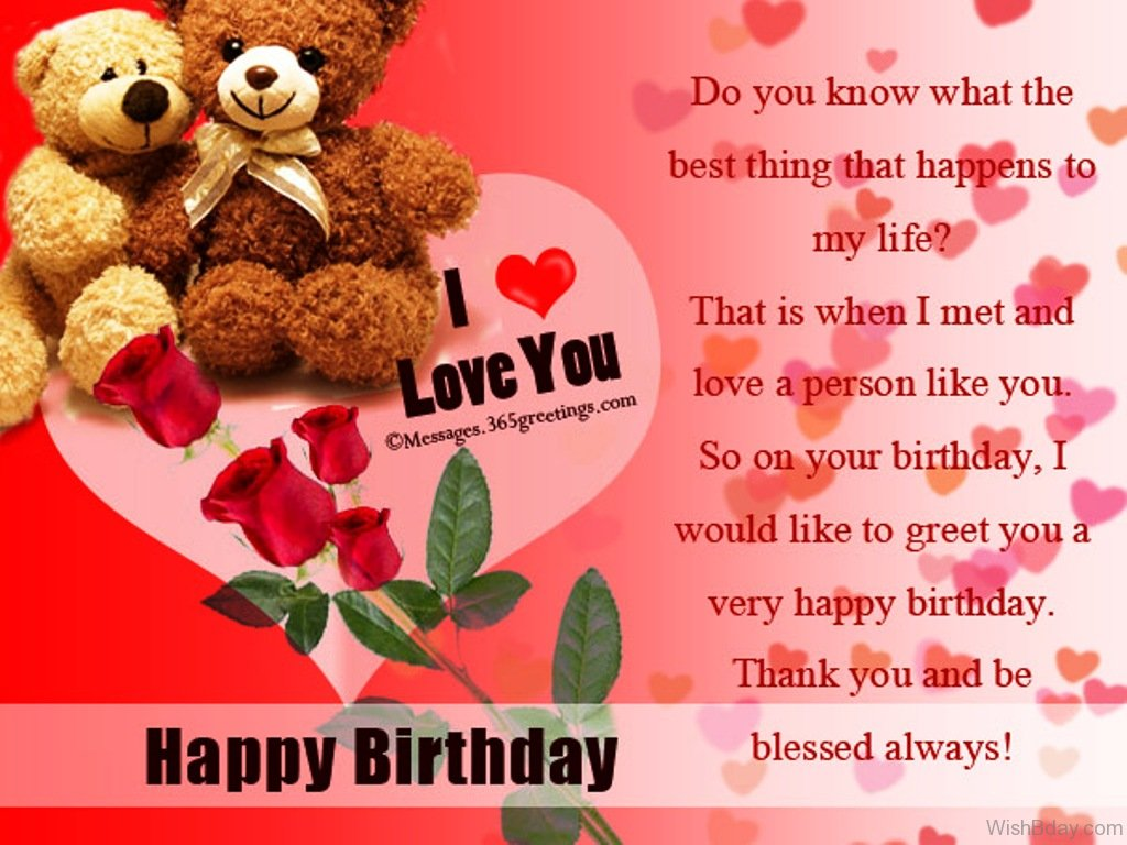birthday message for love of my life ; Do-You-Know-The-Best-Thing-That-Happens-To-My-Life