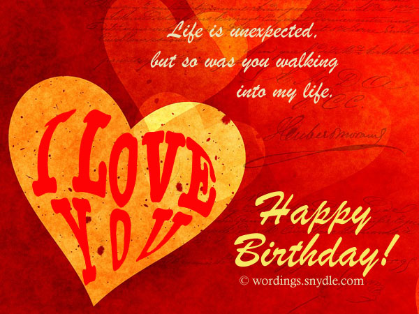 birthday message for love of my life ; sweet-birthday-wishes-for-girlfriend-1