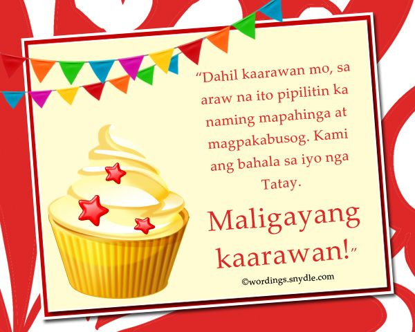 birthday message for mother in tagalog ; 35cc672bbad6ba6ac16c85a7c5e18cb2