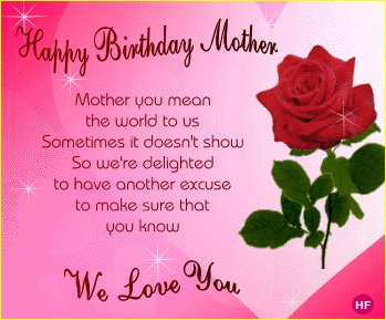 birthday message for mother in tagalog ; p6640