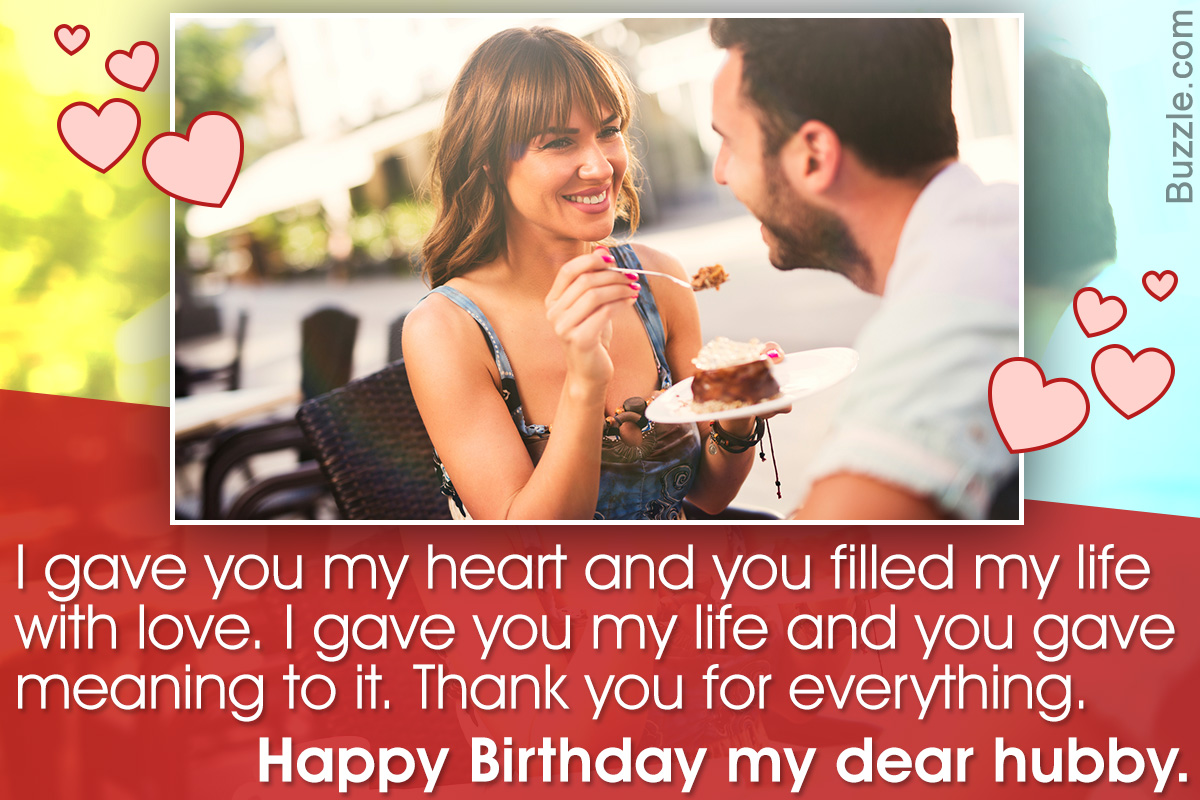 birthday message for my lovely husband ; 1200-602923-97074063