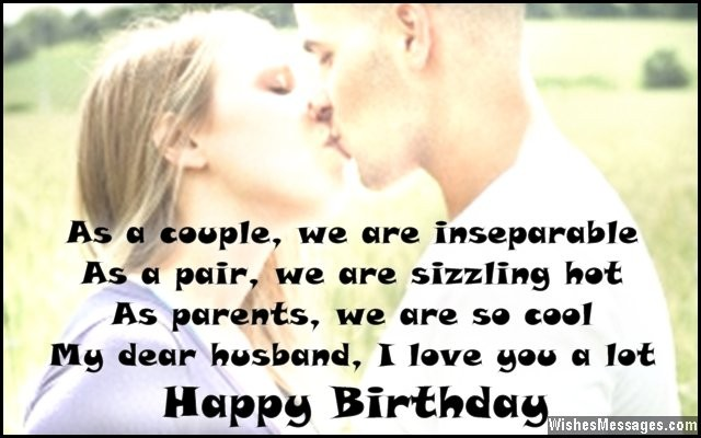 birthday message for my lovely husband ; Sweet-birthday-card-message-to-husband-from-wife1-640x400