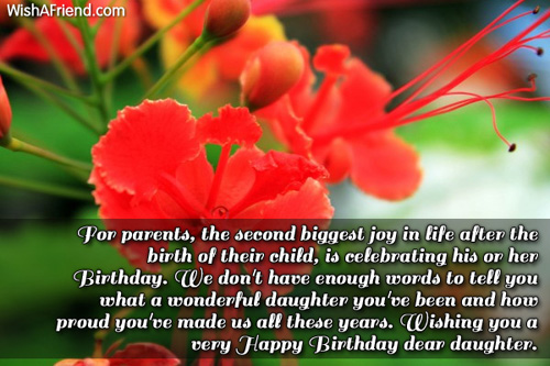 birthday message for my parents ; 1407-daughter-birthday-messages