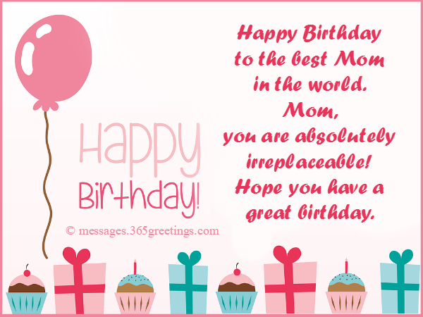 birthday message for my parents ; happy-birthday-to-mom