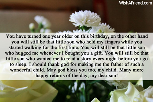 birthday message for my son turning 1 ; 11618-son-birthday-messages