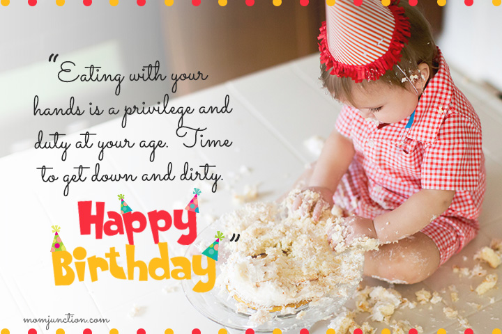 birthday message for my son turning 1 ; First-Birthday-Wishes-From-Guests