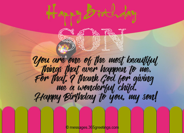 birthday message for my son turning 1 ; birthday-wishes-for-son-01