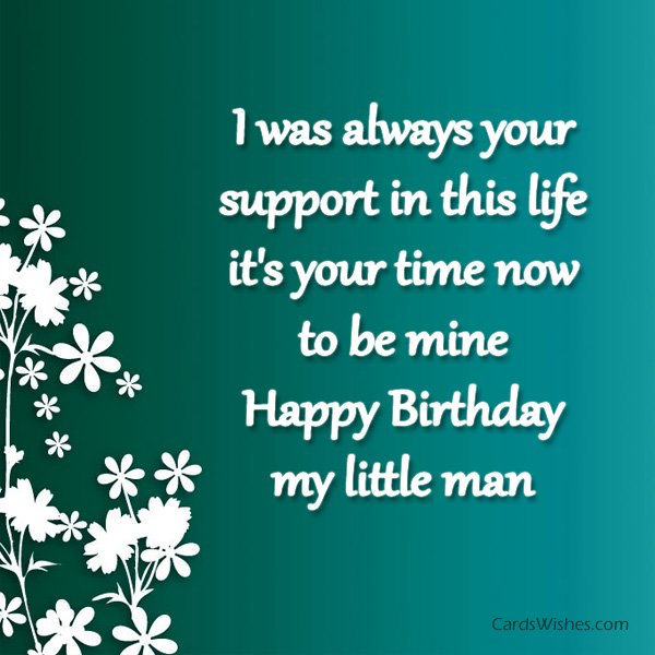 birthday message for my son turning 5 ; birthday-messages-for-son