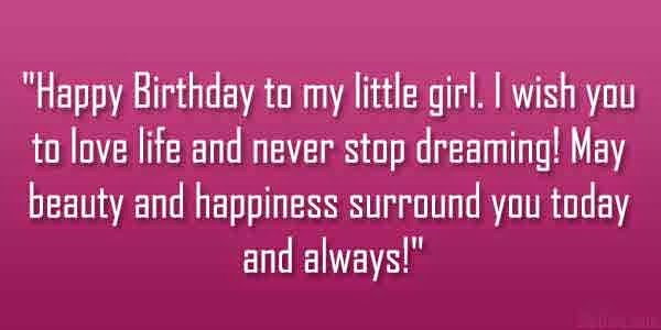 birthday message for my son turning 5 ; happy-birthday-wishes-daughter
