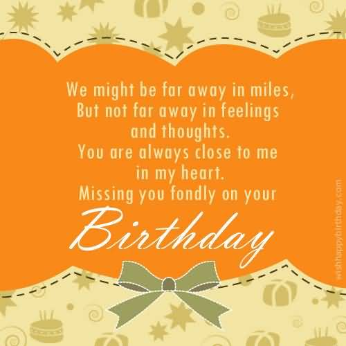 birthday message for my wife far away ; Birthday-Wishes-From-Far-Away