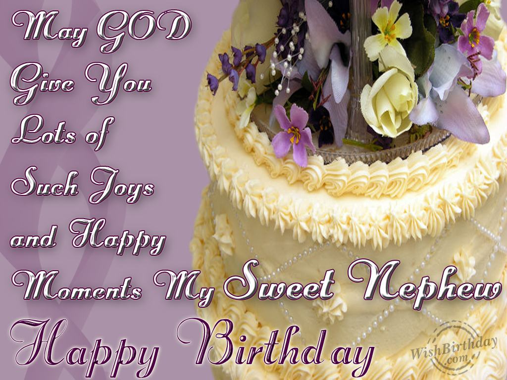 birthday message for nephew in hindi ; 742