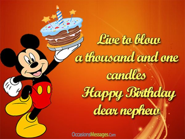 birthday message for nephew in hindi ; Top-100-Happy-Birthday-Messages-for-Nephew