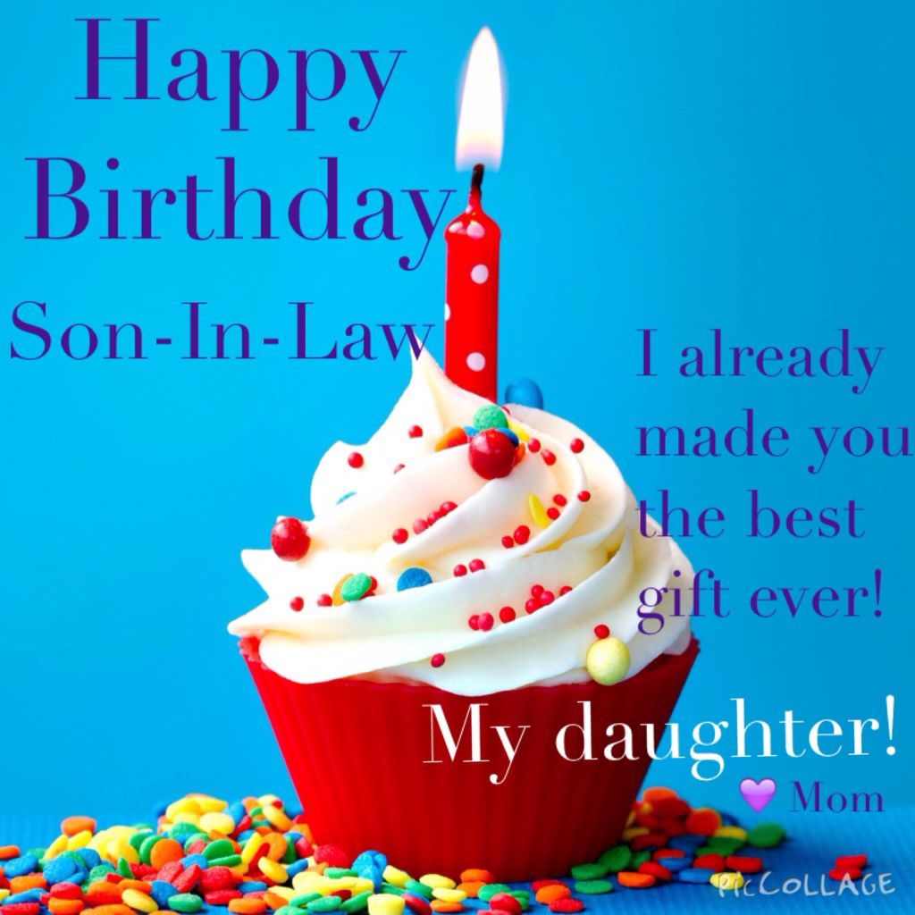 birthday message for son in law ; 179bd223e734bf70da832b4bf29c4d29
