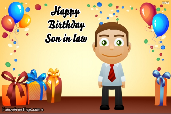 birthday message for son in law ; Birthday-Wishes-For-Son-In-Law-Greetings-Images