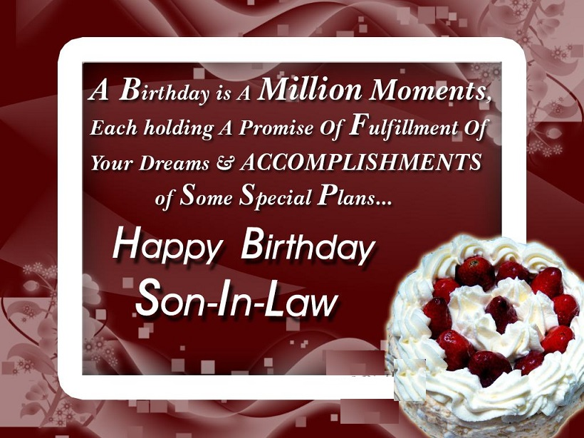 birthday message for son in law ; Happy-Birthday-Quotes-Images-For-Son-in-law