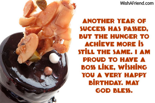 birthday message for superior ; 134-boss-birthday-wishes