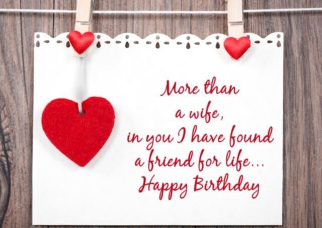 birthday message for wife in english ; Happy-Birthday-wishes-messages-sms-quotes-for-wife-1