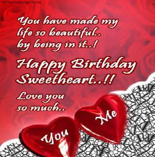 birthday message for wife in english ; birthday-wife-1
