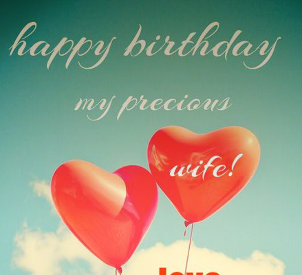 birthday message for wife in english ; wishes-messages-sms-quotes-Ways-to-Say-Happy-Birthday-to-Wife