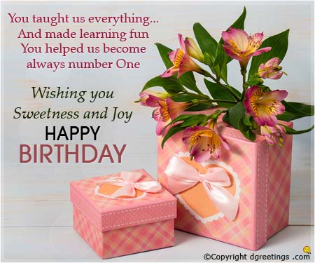birthday message for wife in english ; wishing-you-sweetness