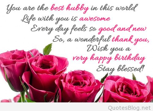 Birthday Message For Wife On Facebook 9323 Husband Wishes