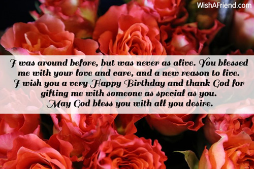 birthday message for your love ; 423-love-birthday-messages